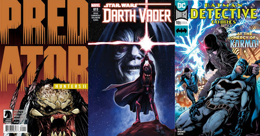 New Comic Book Day Checklist: August 8, 2018 - The Week In Nerd