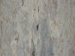 Climbing Rotwand