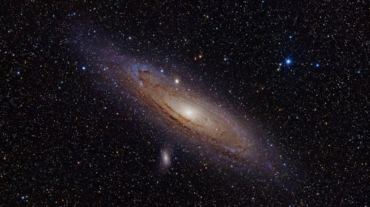 NASA Releases Most Detailed Picture Of Andromeda Galaxy