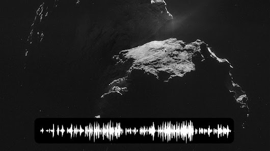 Rosetta's comet sings a mysterious 'song'