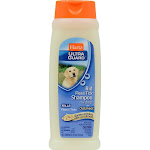 Hartz 3270002305 Ultraguard Rid Flea and Tick Dog Shampoo With Oatmeal, 18 Oz
