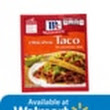 Savings is HERE -  $1.00 off FOUR (4) McCormick Dry Seasoning Mixes