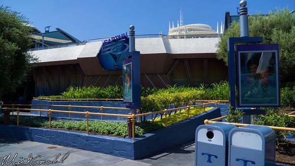Disneyland Resort, Disneyland, Space Mountain, Refurbishment, Refurb, Captain EO