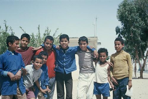 tunisia kids