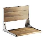 Moen - ADA Home Care Series Wood Seat Folding