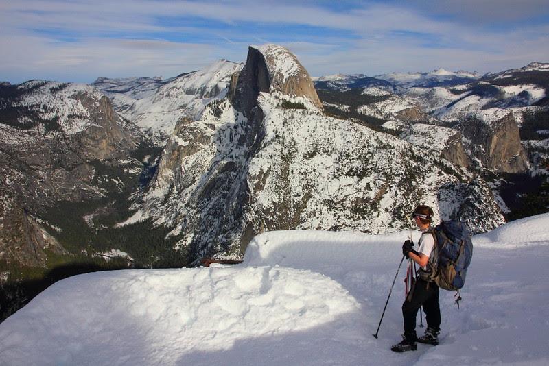 IMG_1737 Glacier Point in Winter, Yosemite National Park