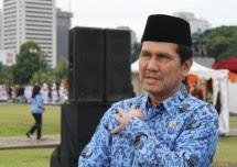 Menteri Pendayagunaan Aparatur Negara dan Reformasi Birokrasi Asman Abnur (Foto Ist)