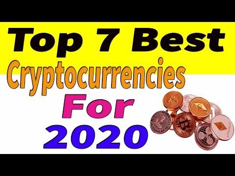 Top cryptocurrencies to invest in march 2020