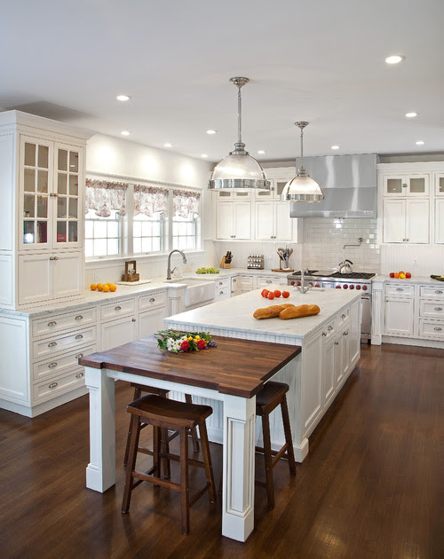 3 More Kitchen Styles for Your Home | Parr Cabinet Design Center