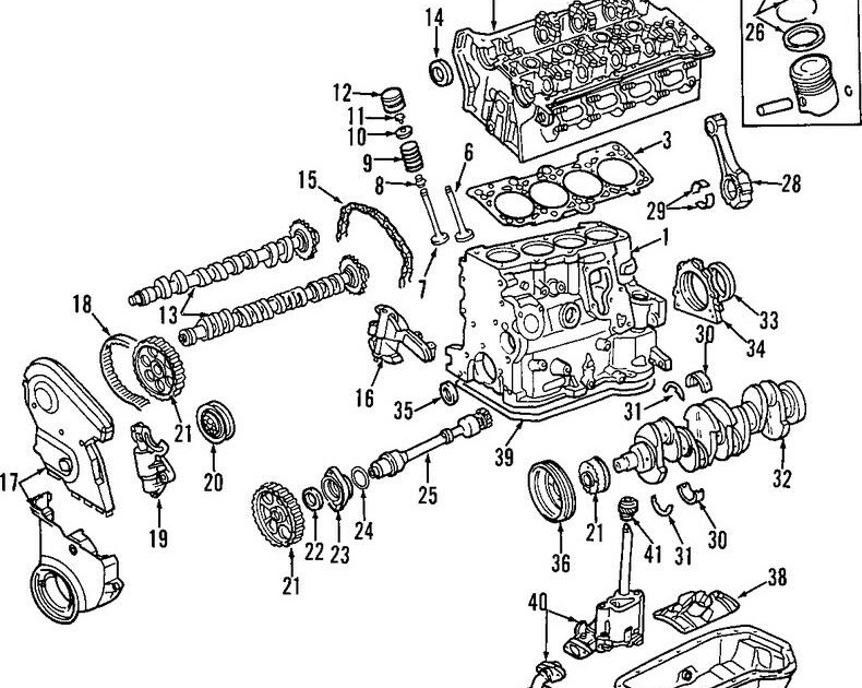 Audi A4 1 8t Engine Diagram