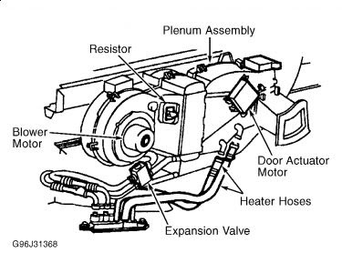 35 1999 Ford Expedition Heater Hose Diagram - Free Wiring ...