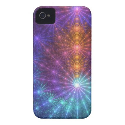 Fractal Chakras iPhone 4 Cover