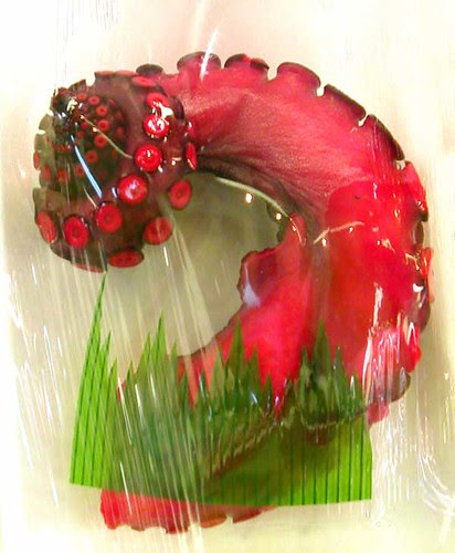 red tentacle