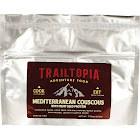 Trailtopia 704066 Mediterranean Couscous with Hemp Seed Protein
