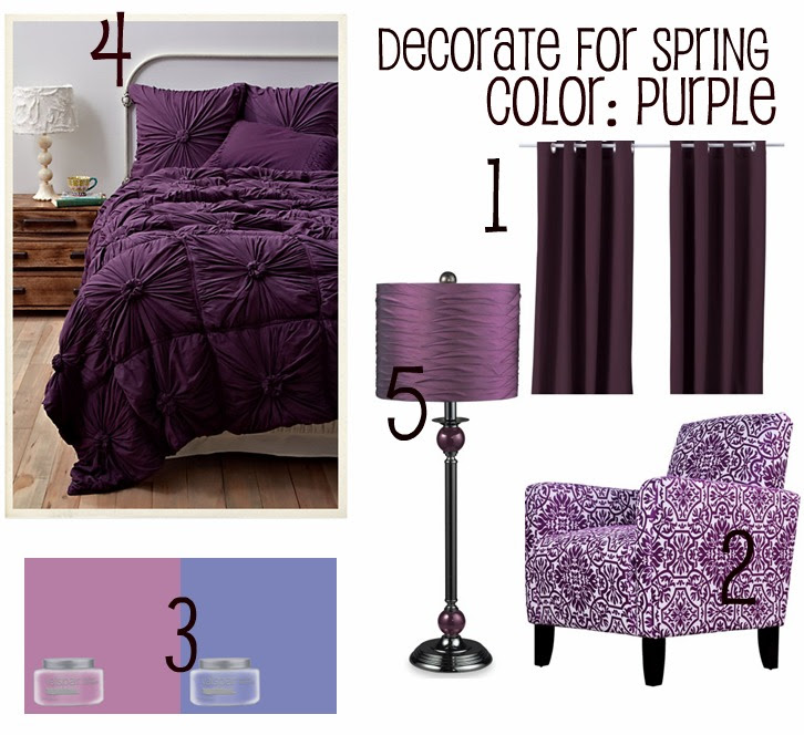 Spring Color Spotlight: Purple
