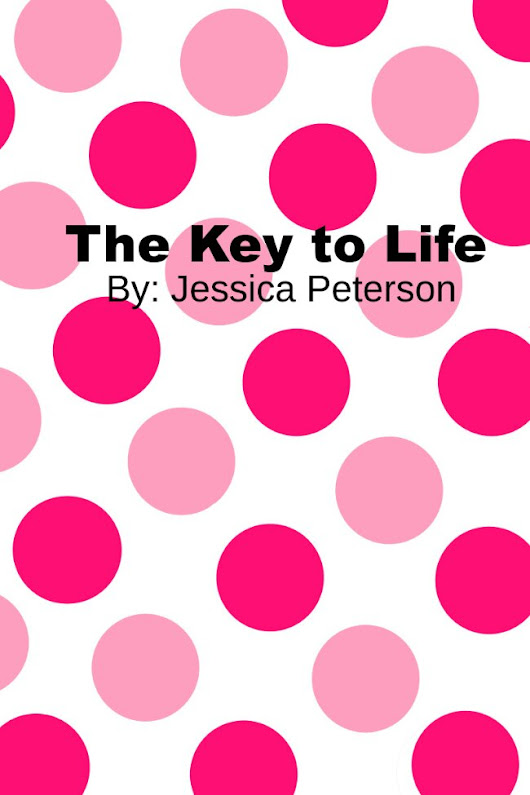 Interview with Jessica Peterson, author of The Key to Life