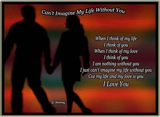 Cant Imagine My Life Without You Free You Are Special Ecards 123