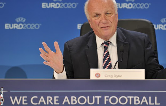 Fifa World Cup report pointless and a joke – FA boss Greg Dyke