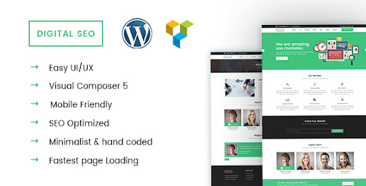 Download DigitalSEO - Marketing & SEO WordPress theme nulled | OXO-NULLED