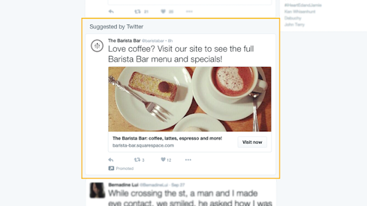 Twitter Is Testing Promoted Tweets for the Guest Version of Its Site