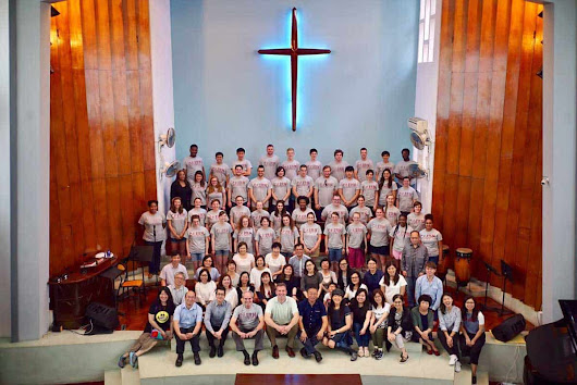Cairn Chorale Performs in Hong Kong | Cairn University