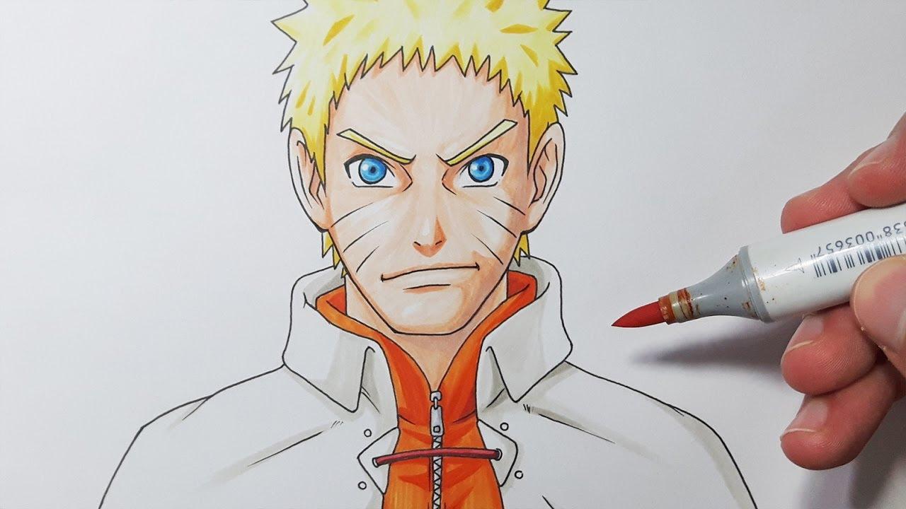 Naruto Drawing At Getdrawings Free Download