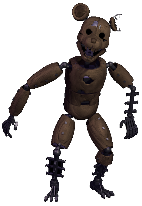 Image: Withered Rat Full Body by Frixosisawesome2002 on DeviantArt