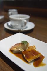 Crema Catalana all'arancia, Caffé Classica, ecute Shinagawa