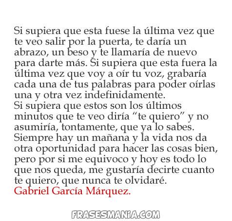 Gabriel Garcia Marquez Frases Imagenes En Taringa