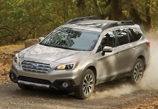 2017 Subaru Outback Achieves Top Honor