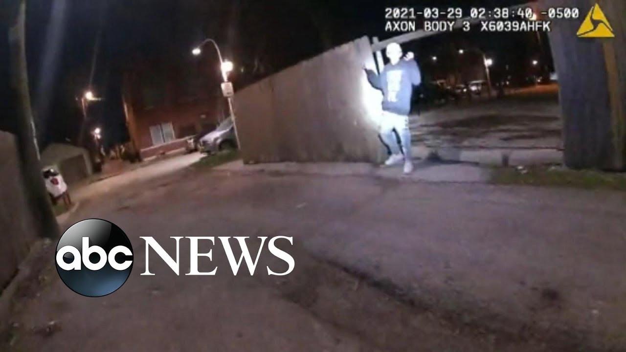 Adam Toledo video: Footage of Chicago police shooting released   USA TODAY - Adam Toledo