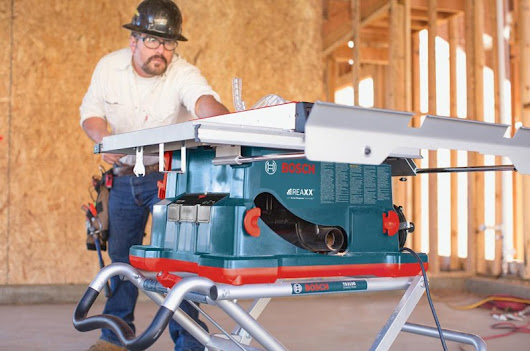 Hot Deal: Limited-time Exclusive Discount On the Bosch Reaxx Table Saw