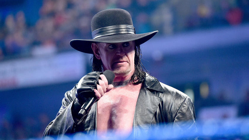 """The second reason? """"At this year's Survivor Series, there's no reason to fear failure. But if you fail, you will have reason to fear The Deadman. Team Raw better … rest in peace!"""""""