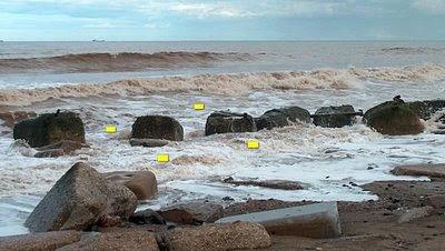 4 buoys