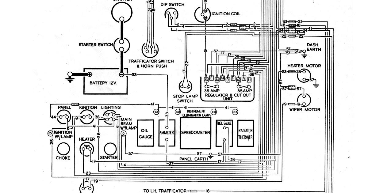 1972 Mustang Ignition Wiring Diagram Schematic   schematic ...