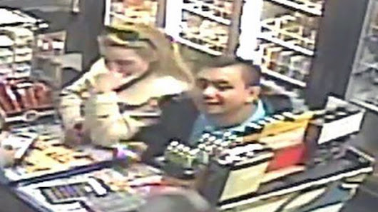 2 people sought by police over alleged credit card fraud