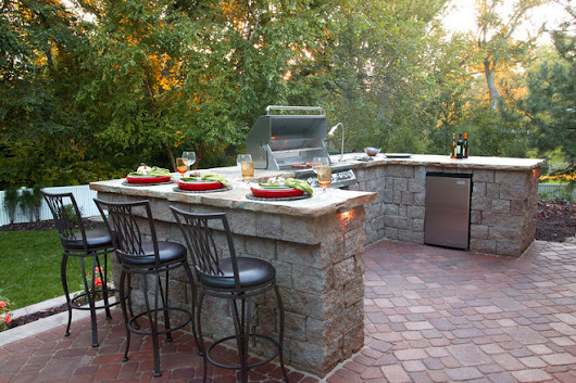 13 Upgrades to Make Over Your Outdoor Grill Area