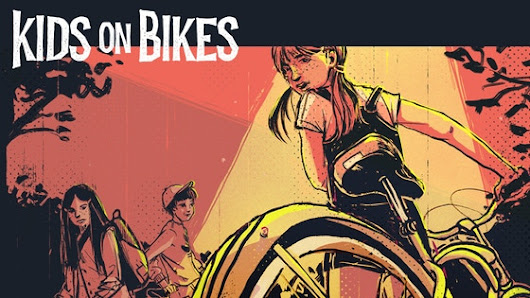 Pre-order Kids on Bikes RPG - Strange Adventures in Small Towns on BackerKit