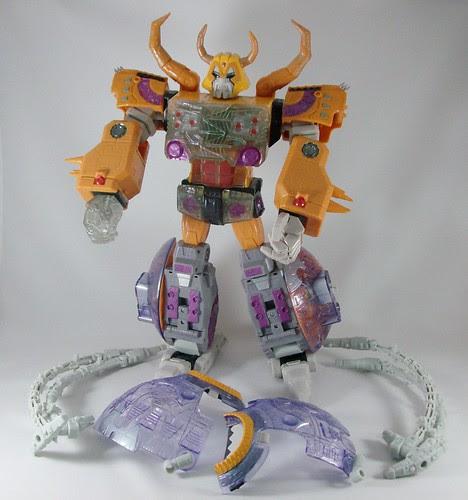 Transformers Unicron Armada