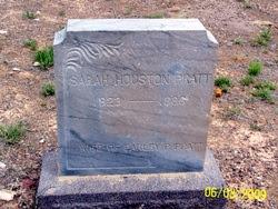 Sarah <i>Houston</i> Pratt