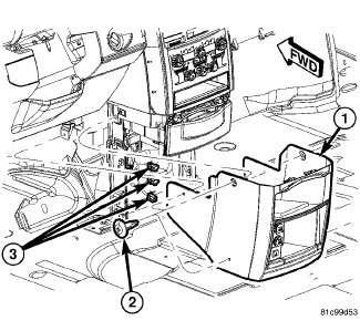 Dodge Grand Caravan Fuse Box Location - Wiring Diagrams
