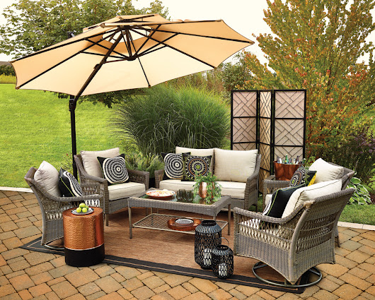 Enhance your Outdoor Space for Patio Season - Being Tazim