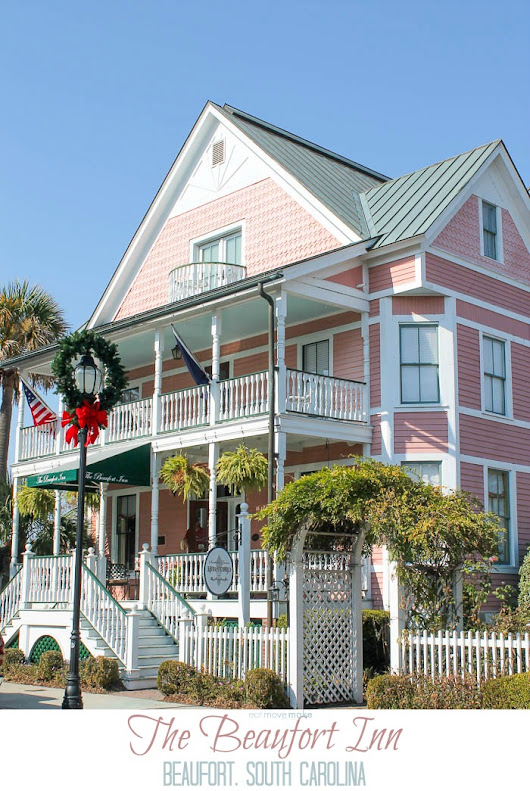 The Beaufort Inn - The Perfect Marriage of a B&B and a Boutique Hotel in a Great Location!