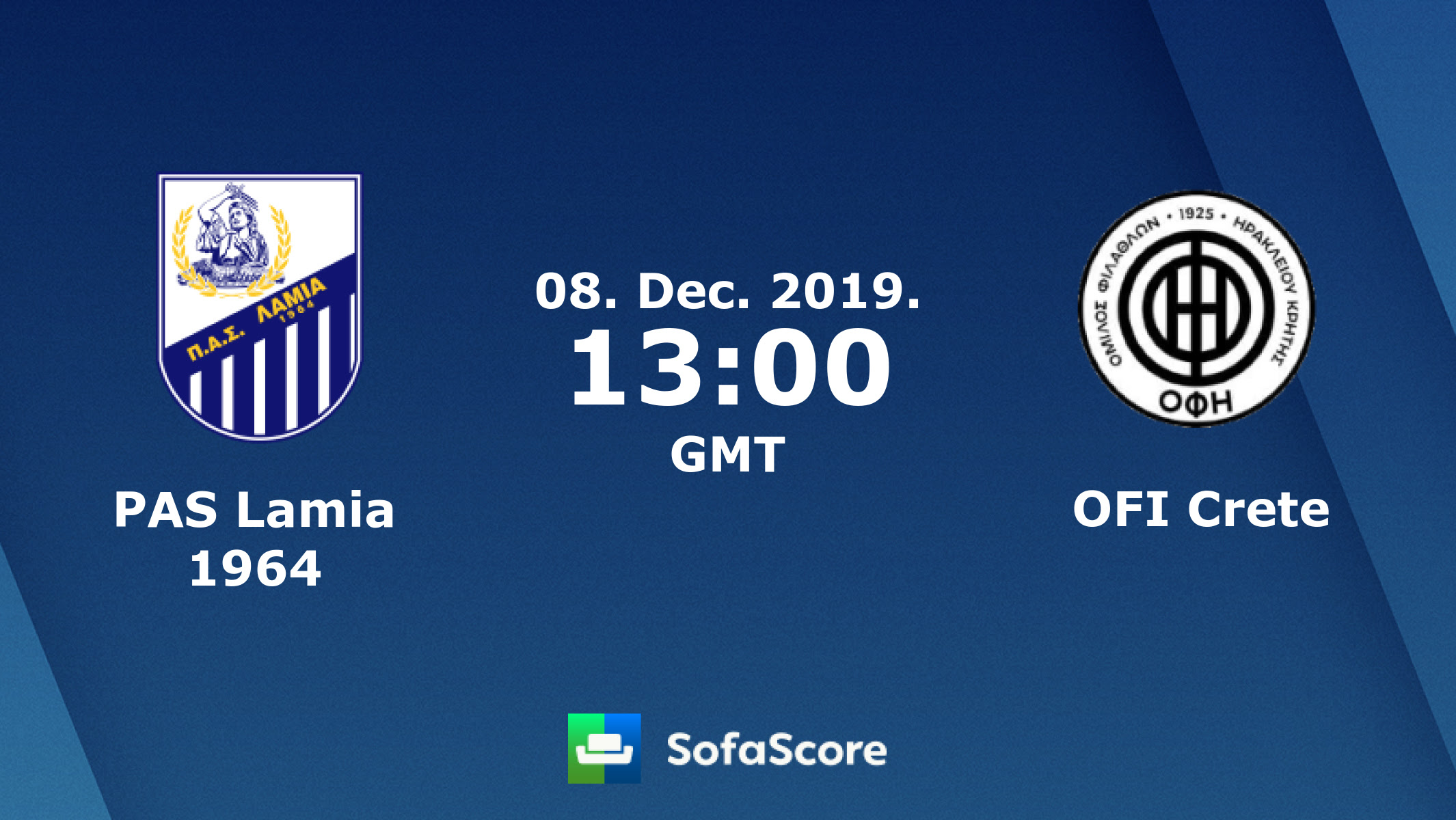 ΛΑΜΙΑ - ΟΦΗ  Lamia vs OFI    live streaming