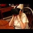 90-Year-Old Woman Tries Virtual Reality Goggles, Rightfully Freaks Out