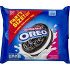 Oreo Cookies, Sandwich, Chocolate, Double Stuf, Party Size! - 26.7 oz