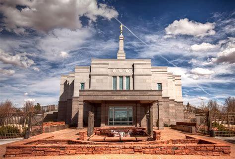 snowflake arizona temple