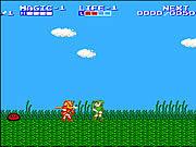 Jogar Zelda 2 the adventure of link Jogos