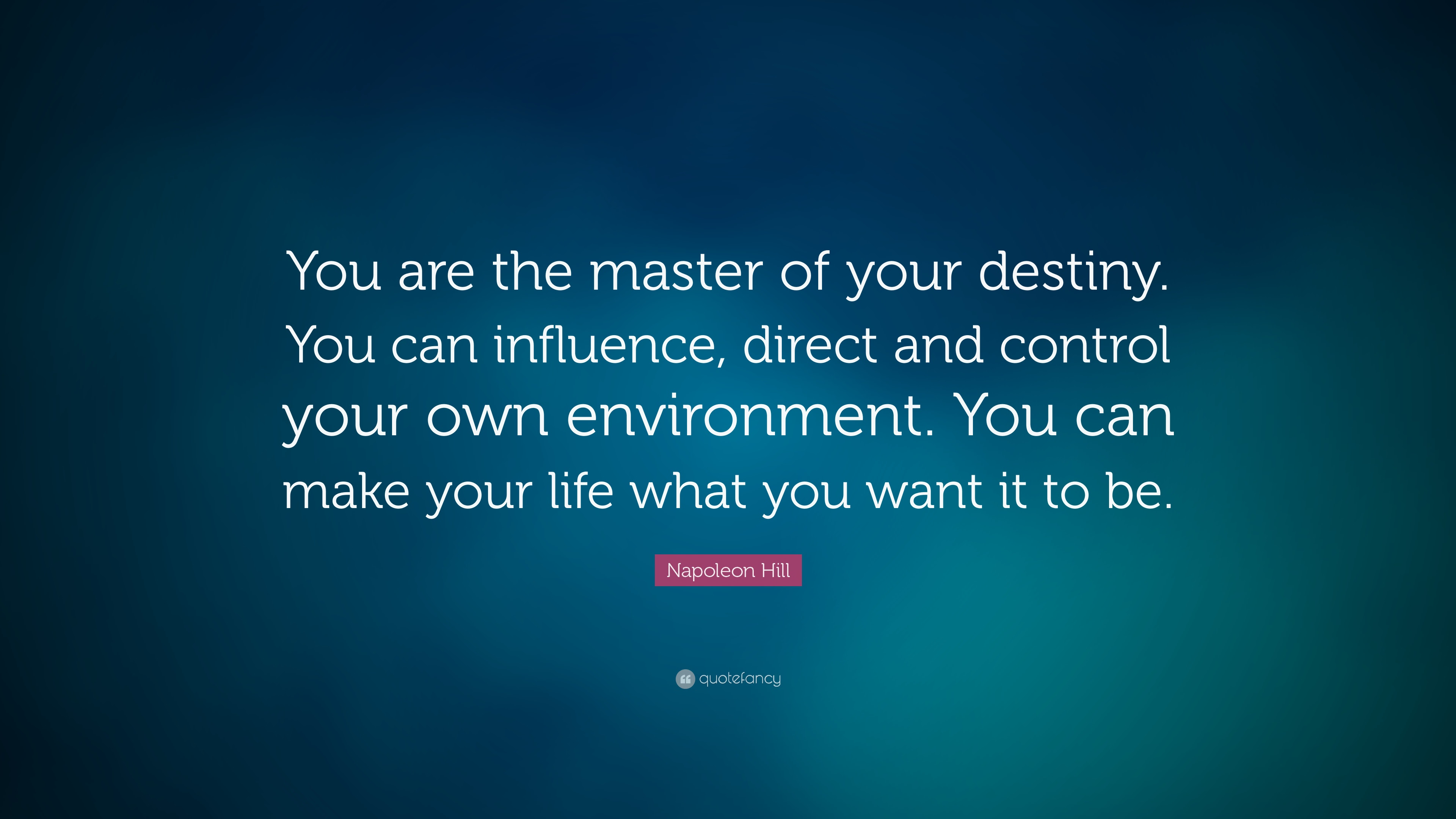 Quotes About Control Your Destiny 71 Quotes