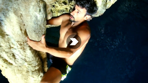 O'Sarracino | Deep Water Solo Climbing On The Stunning Amalfi Coast
